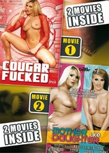 2 films : Cougar fucked + Mother like daughter