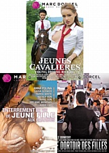 Pack 3 films Dorcel Star